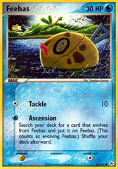 Feebas - 61/101 - Common on Channel Fireball