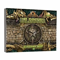 Iron Kingdoms - Full Metal Fantasy - Unleashed Catacomb Tiles