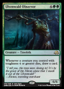 Ulvenwald Observer - Intro Pack Promo