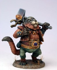 Bolo - Marmot Warrior