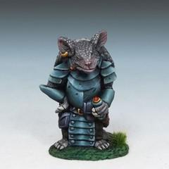 Armadillo Warrior