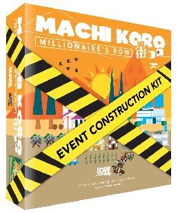 Machi Koro: Millionaire's Row Expansion Event Construction Kit