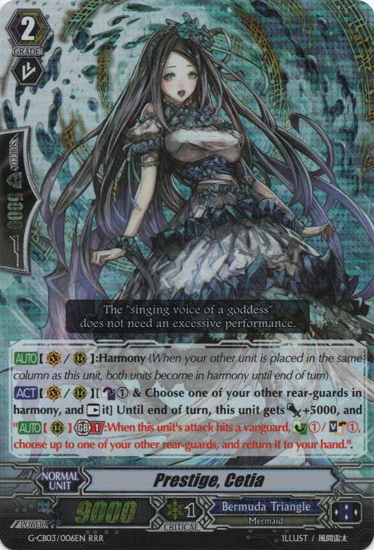 Vita RR Near Mint 1x Cardfight! G-CB03//010EN Vanguard Magical Charge