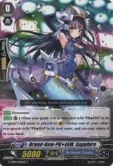 Brand-New-PRISM, Sapphire - G-CB03/040EN - C on Channel Fireball