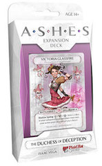 Ashes Expansion #4 - Victoria, The Duchess of Deception