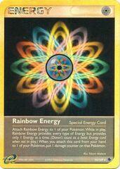 Rainbow Energy - 95/109 - Rare - Reverse Holo