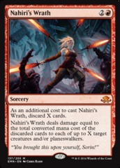 Nahiri's Wrath - Foil