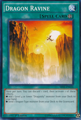 Dragon Ravine - SR02-EN026 - Common - 1st Edition