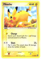 Pikachu - 57/108 - Common