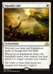 Sigarda's Aid - Foil
