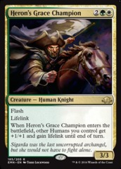 Heron's Grace Champion - Foil