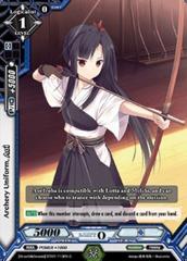 Archery Uniform, Aoi - BT01/113EN - C - Parallel