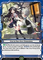 Vow to Pass Over Dimensions - BT01/117EN - C - Parallel