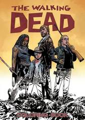 Walking Dead Adult Coloring Book (Feb160615) (Mr)