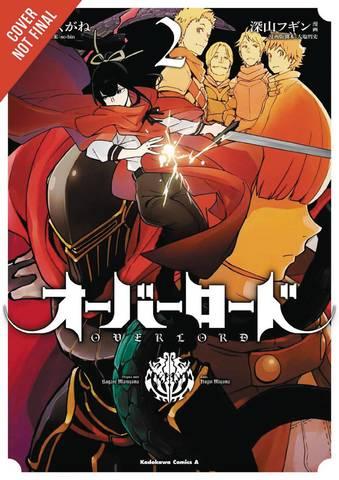 Overlord Graphic Novel Vol 02 - Comic Books, Manga, Trade