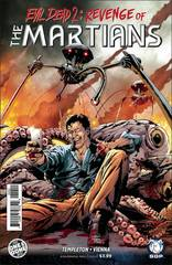 Evil Dead 2 Revenge Of The Martians One Shot