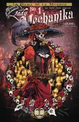 Lady Mechanika: La Dama De La Muerte #1 (Of 3) (Main Covers)
