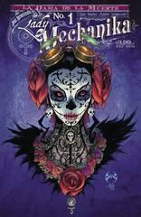 Lady Mechanika: La Dama De La Muerte #1 (Of 3) (Incentive Variant)
