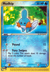 Mudkip - 60/109 - Common on Channel Fireball