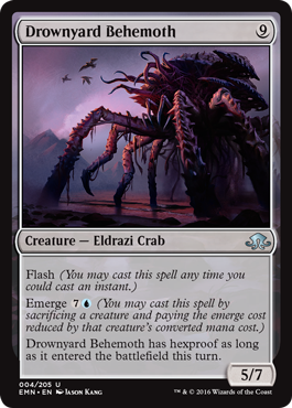 Drownyard Behemoth - Foil