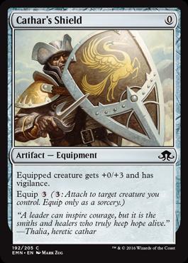 Cathars Shield - Foil
