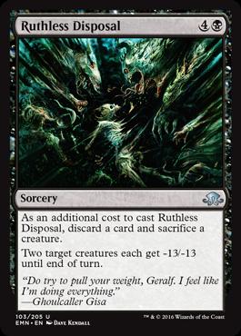 Ruthless Disposal