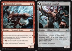 Conduit of Storms // Conduit of Emrakul