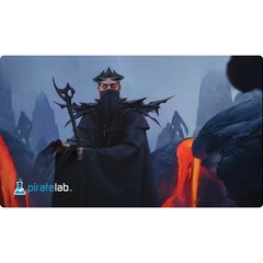 Blue Wizard Playmat
