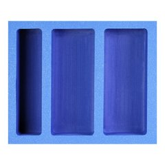 Collectible Card Foam Tray - Small (w/ 6 dividers)