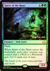 Spirit of the Hunt - Foil - Prerelease Promo