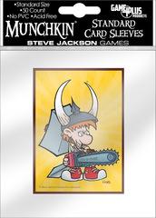 Spyke - Munchkin - (Game Plus) Standard Card Sleeves - 50ct