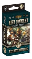 Warmachine: High Command - Ultimate Weapons Expansion