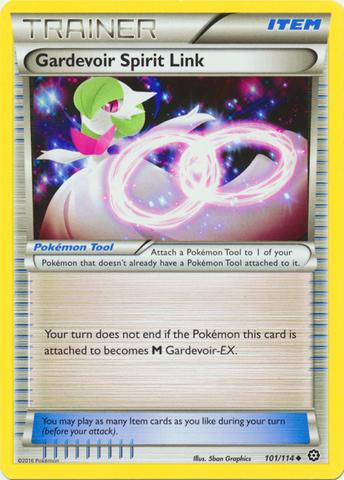 Gardevoir Spirit Link - 101/114 - Uncommon