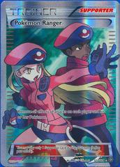 Pokemon Ranger - 113/114 - Full Art