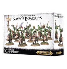Bonesplitterz: Savage Boarboys