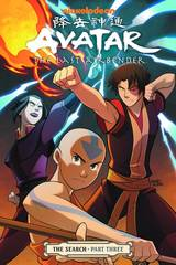 Avatar: The Last Airbender Trade Paperback Vol 06 The Search Part 3