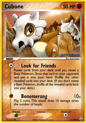 Cubone - 51/109 - Common