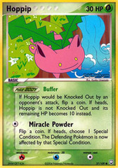 Hoppip - 57/109 - Common on Channel Fireball