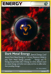 Dark Metal Energy - 94/109 - Uncommon on Channel Fireball