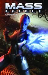 Mass Effect Omnibus Trade Paperback Vol 01