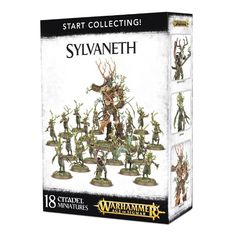 Warhammer AoS Start Collecting! Sylvaneth