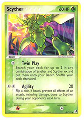 Scyther - 46/115 - Uncommon