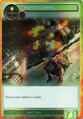 Destructive Assault - VIN002-053 - SR