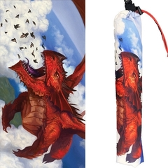 Inked Playmat Bags: Dragon