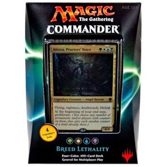 Commander 2016: Breed Lethality - Atraxa - Green/White/Blue/Black Deck