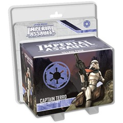 Star Wars: Imperial Assault - Captain Terro Villain Pack ( SWI35 )