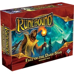 Runebound - Fall of the Dark Star Scenario Pack