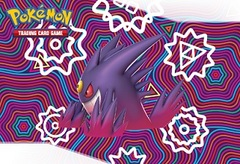 POKEMON DECK BOX - MEGA GENGAR