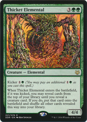 Thicket Elemental