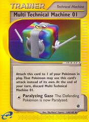 Multi Technical Machine 01 - 144/165 - Uncommon